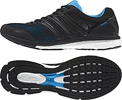 Comandante hermosa rosario  adidas Adizero Boston Boost 5 Running Shoes Men's Black Size: 9 UK:  Amazon.co.uk: Shoes & Bags