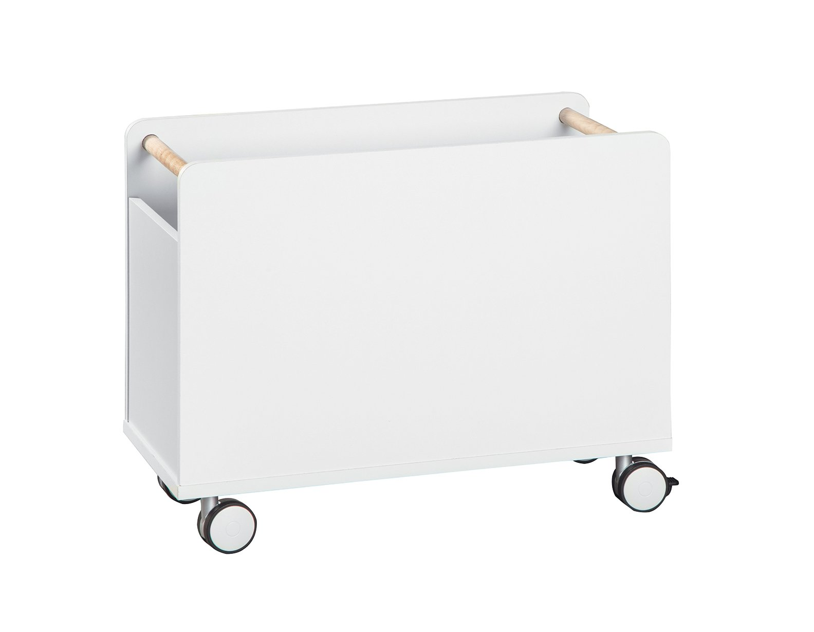 ClosetMaid 1492 KidSpace Mobile Toy Chest, White by ClosetMaid (Image #1)
