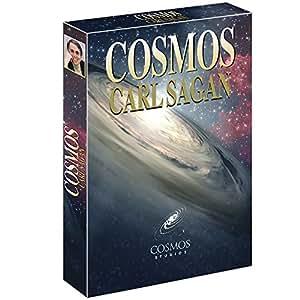 Carl Sagan, Cosmos Serie de TV Español Latino