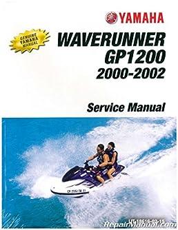 2000 yamaha waverunner gp1200r service manual user guide manual rh sibere co Yamaha Waverunner FX SHO 2014 Yamaha FX Sho Waverunner