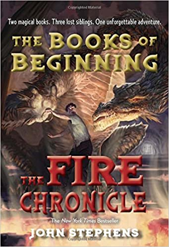 John Stephens - The Fire Chronicle Audiobook Free