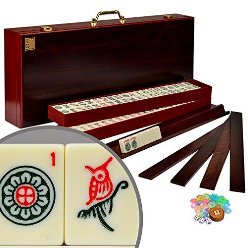 mahjonged