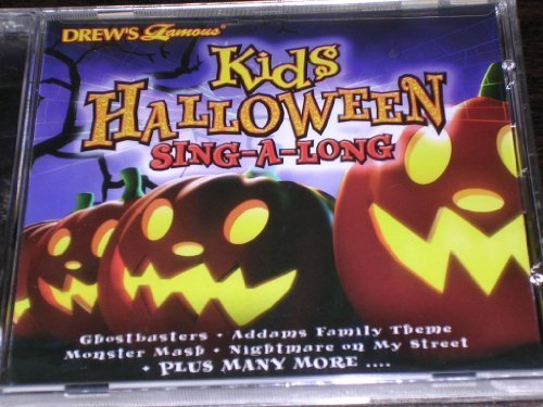 Drew's Famous Kid's Halloween Sing-a-Long by The Hit Crew -