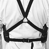 Macho Sports / Martial Arts Chest Protector - Black