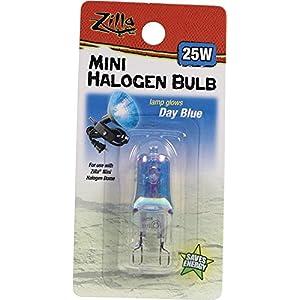 Zilla Mini Halogen Lamp Reptile Bulb 50 Watt Day White