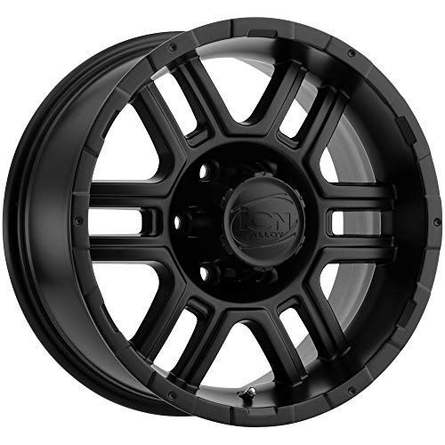 Ion Alloy 179 Matte Black Wheel (20x9