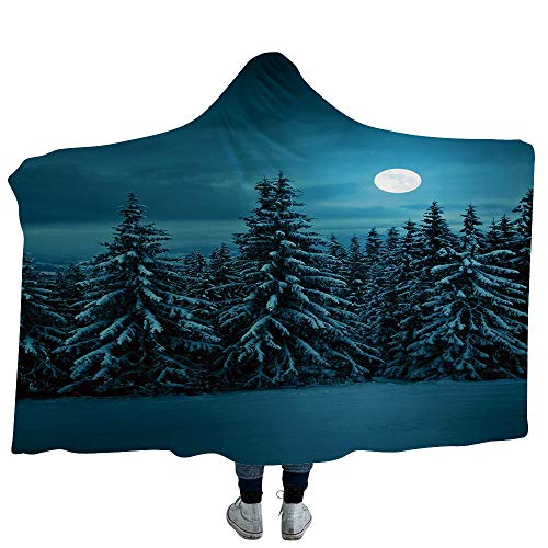 MASCULINTY Throws Blanket Ocean Super Soft Warm Comfy Large Fleece Golden Beach View from Caribbean Sea in a Sunny Day Exotic Summer Image Print (Kids 50