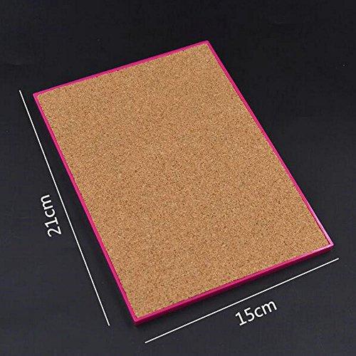 1 Set (4pcs/set) Paper Quilling Tool Kit Papercraft Tool DIY Handicraft Apply Mould Board (Type A)