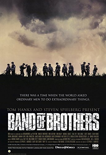 Band of Brothers Poster Movie Double Sided 11x17 Eion Bailey Jamie Bamber Michael Cudlitz Dale Dye