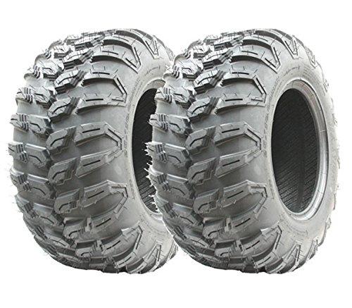 2 - 25x10.00R12 Wanda ATV High-Speed-Straße legalen Reifen