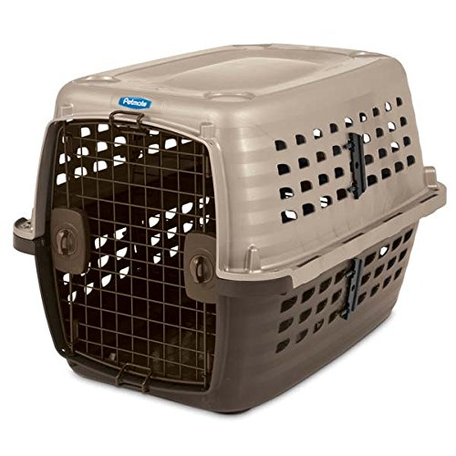 PETMATE 290274 28 by 20 by 19.2-Inch Navigator for Pets, Pearl -