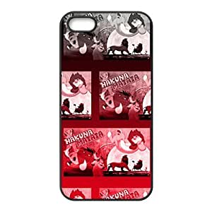Hakuna Matata Cell Phone Case for iPhone 5S