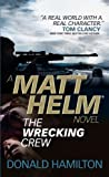 Front cover for the book The Wrecking Crew by Donald Hamilton