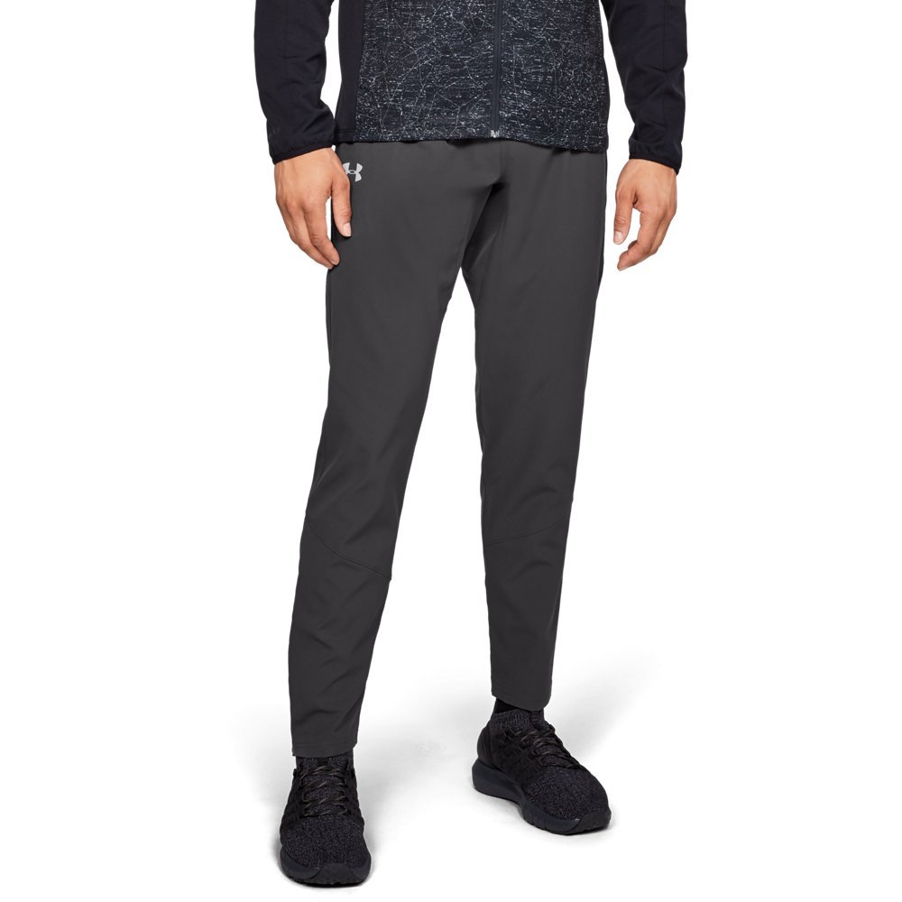 Under Armour Men's Storm Out & Back Pants, Charcoal (019)/Reflective, XX-Large by Under Armour (Image #1)