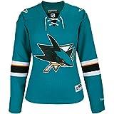 Reebok NHL Women's San Jose Sharks Premier Jersey