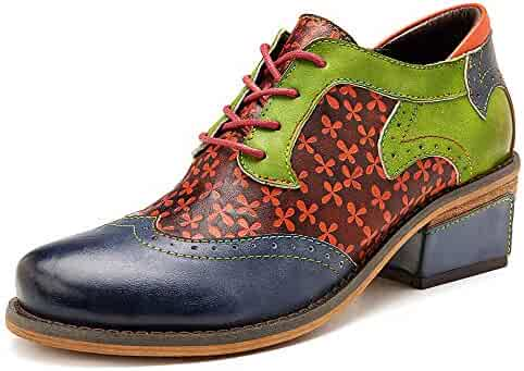 f743d42096fa0 Shopping Blue - Oxfords - Shoes - Women - Clothing, Shoes & Jewelry ...