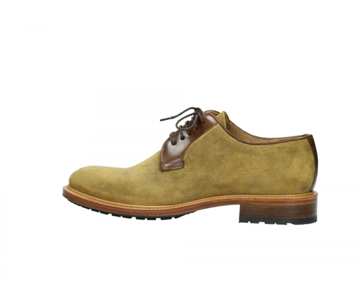 Wolky Comfort Jewel B00NO0GE6M (Yellow) 42 M EU|40940 Moutarde (Yellow) B00NO0GE6M Suede 1581c3