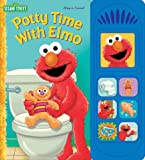 img - for Potty Time with Elmo (Play-A-Sound) book / textbook / text book