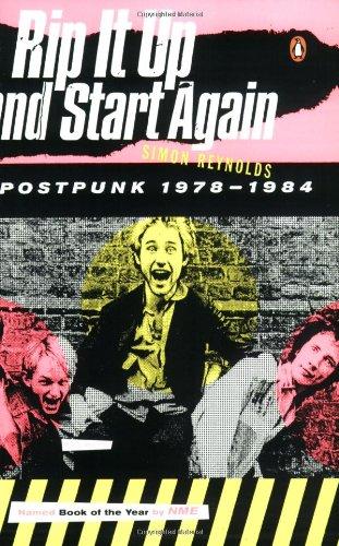 Rip It Up and Start Again: Postpunk - Up Punk