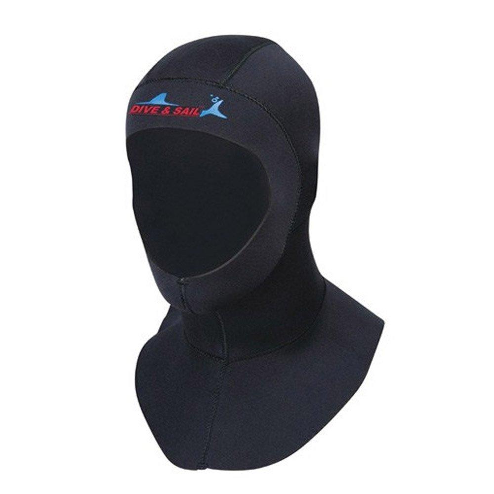 spessore 3/mm Point cappuccio ventilato per muta da sub di qualit/à in neoprene
