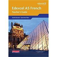 Edexcel A Level French (AS) Teacher's Guide & CDROM (Edexcel GCE French)