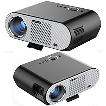 Mini proyector portátil de Las multimedias LED 1080P Full HD LCD LED 3200 lúmenes para el