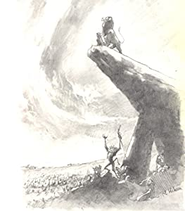 Disney's Lion King Sheet Poster Concept Art, signed by Michael Hobson