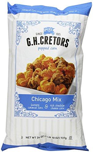 g h  cretors popcorn chicago mix  26