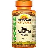 Sundown Naturals Non-GMO Saw Palmetto 450mg