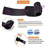 Wrist Brace Compression Wrist Strap Support for