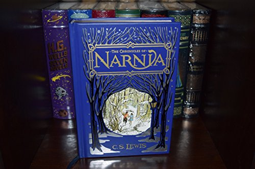 The Chronicles of Narnia by Barnes & Noble