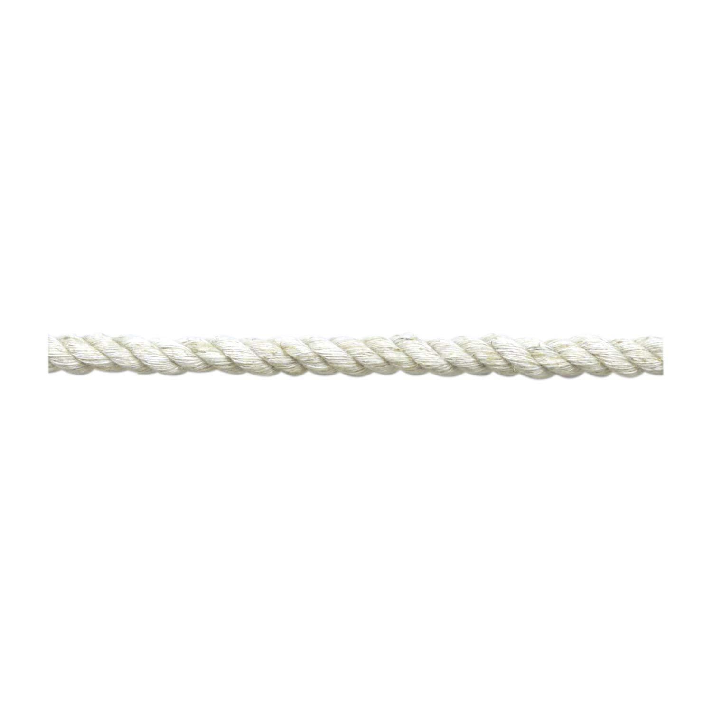 S.I.C. 麻レーヨンツイストコード C/#01 ホワイト 1袋(30m) Sサイズ SIC-3042   B07P487YZX