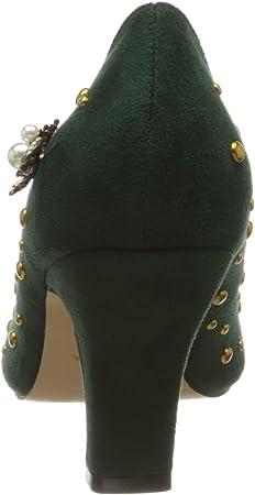 El Caballo Alanís, Zapato de tacón para Mujer