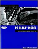 99492-09Y 2009 Buell P3 Blast Service Manual