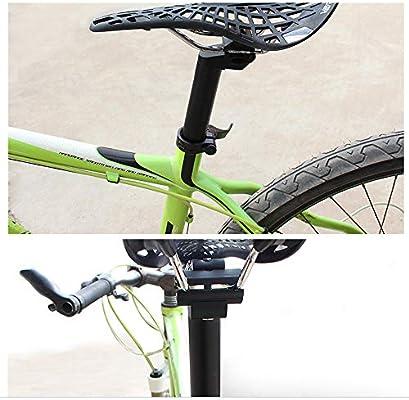 QYWSJ Tija de sillín de Bicicleta, Poste SillíN de Bicicleta ...
