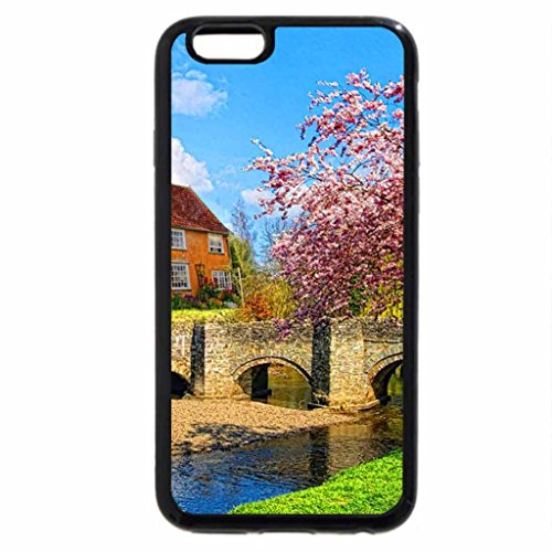 iPhone 6S / iPhone 6 Case (Black) Country springtime