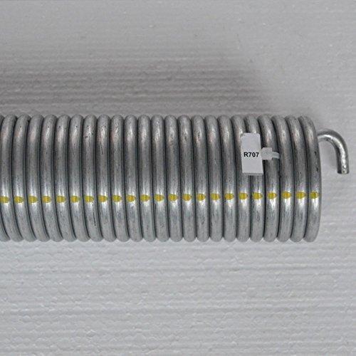 1 Stü ck Ressort de torsion R707 / L26 pour Hö rmann Garagentor Ressort de porte de garage Ressort de porte KASTOM