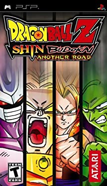 Dragon Ball Z: Shin Budokai Another Road - Sony PSP