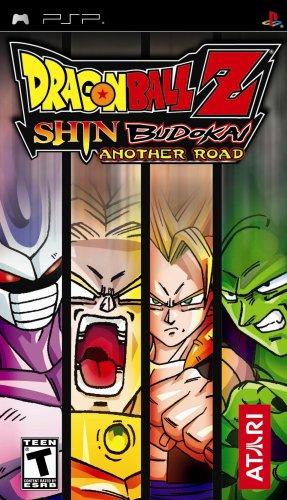 Dragon Ball Z: Shin Budokai Another Road - Sony PSP (Dragon Ball Z Game Psp)