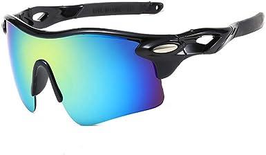 Gafas de sol para hombres gafas para montar en bicicleta gafas ...