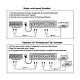 TEC TC-778 RIAA Phono Preamp w/ 78rpm Equalization