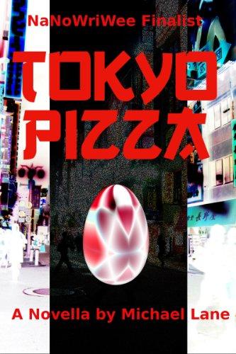 Book: Tokyo Pizza by Michael Lane