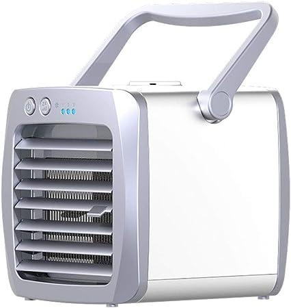 SYMX Mini Aire Acondicionado Mini Ventilador Ventilador De ...