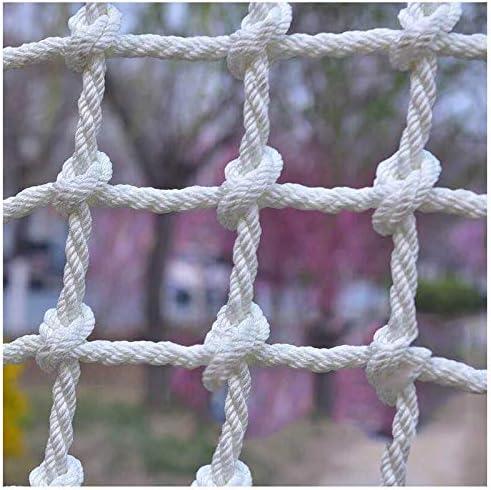 クライミングネットアウトドア、子供用ナイロンロープエクスパンセーフティネット、手すりバルコニー階段フェンス装飾ネット のために使用される負荷固定、貨物ロープはしごトレーラートラック重いネット 強く、耐摩耗性 (Size : 1*2m(3.3*6.6ft))