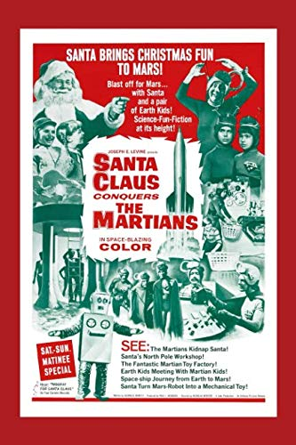 Used, Santa Claus Conquers The Martians Retro Sci Fi Movie for sale  Delivered anywhere in USA