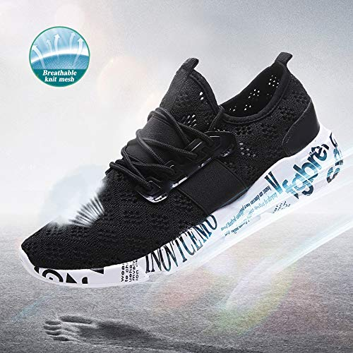 8a99daab9d Wander G Men's Lightweight Breathable Mesh Street Sport Walking Shoes  Casual Sneakers for Sports Gym Walking