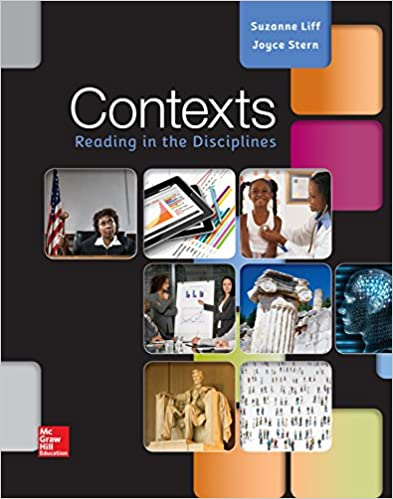 Contexts reading in the disciplines kindle edition by joyce contexts reading in the disciplines 2nd edition kindle edition fandeluxe Gallery