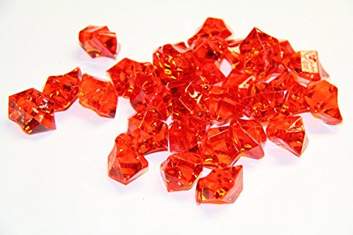 2-pounds-of-red-acrylic-ice-rock-vase-gems-or-table-scatters-by-ipartywarehouse