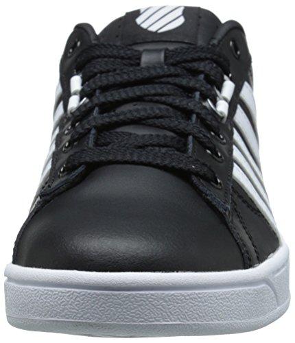Sneaker K-swiss Mens Hoke Fashion Nero / Bianco