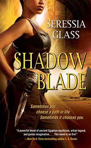 - Shadow Blade (Shadowchasers Book 1)